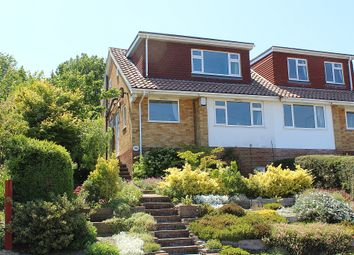 Thumbnail 3 bed semi-detached house for sale in Selmeston Road, Eastbourne, East Sussex