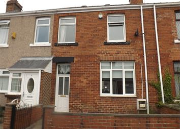Thumbnail 3 bed terraced house to rent in Rose Street East, Penshaw, Houghton Le Spring, Tyne And Wear