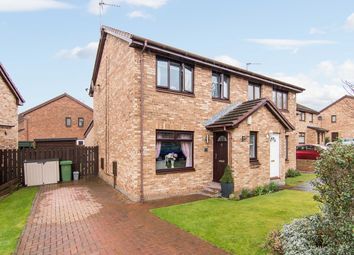 Thumbnail 3 bedroom semi-detached house for sale in Clayknowes Avenue, Musselburgh