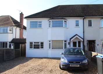 Thumbnail 1 bedroom property to rent in School Lane, Addlestone, Surrey