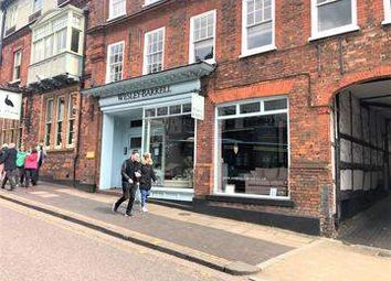 Retail premises to let in Holywell Hill, St. Albans AL1