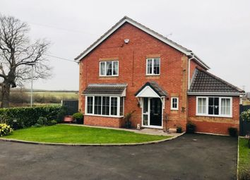 Thumbnail 4 bed detached house for sale in Maw Green Close, Crewe