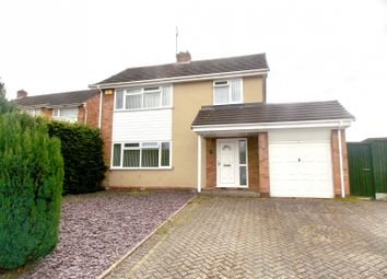 Thumbnail 3 bedroom detached house to rent in Moreland Road, Droitwich