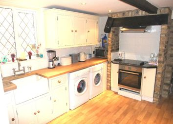 Thumbnail 2 bed cottage to rent in New Street, Staines, Middlesex