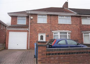 Thumbnail 4 bed end terrace house for sale in Manica Crescent, Liverpool