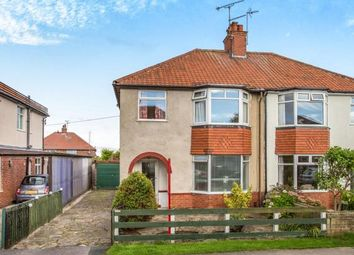 Thumbnail 3 bed semi-detached house for sale in Jesmond Road, Harrogate, North Yorkshire, Harrogate