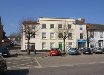 Thumbnail 1 bed flat to rent in St Georges House, 34 High Street, Cullompton, Devon