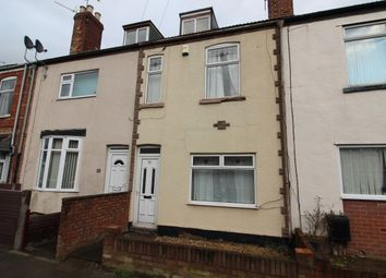 Thumbnail 2 bed terraced house for sale in Gordon Street, Gainsborough