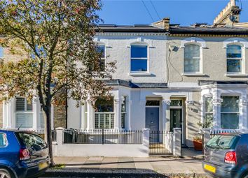 Thumbnail 5 bed terraced house for sale in Chaldon Road, London