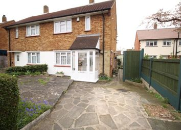 Thumbnail 2 bedroom semi-detached house for sale in Sandgate Road, Welling