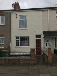 Thumbnail 2 bed terraced house to rent in Hart Street, Cleethorpes