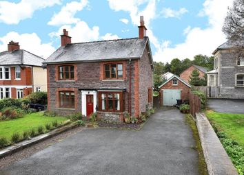 Thumbnail 4 bed detached house for sale in Brecon, Powys LD3,