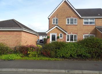 Thumbnail 3 bed property for sale in Cynllan Avenue, Llanharan, Pontyclun