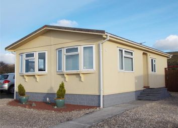 Thumbnail 1 bed mobile/park home for sale in The Heathers, Gainsborough Park, Foxhole
