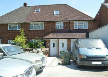 Thumbnail Semi-detached house for sale in Hook Road, Epsom