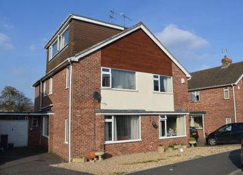 Thumbnail 4 bed semi-detached house for sale in Essex Drive, Taunton, Somerset