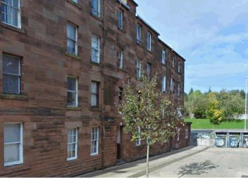 Thumbnail 1 bedroom flat for sale in 5, Wallace Street, Flat 1-1, Port Glasgow PA145Ra