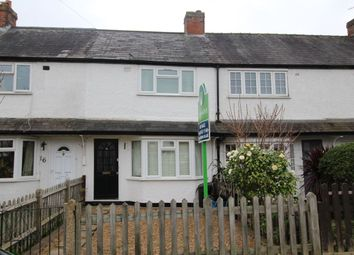 Thumbnail 2 bed terraced house for sale in Dean Road, Hampton