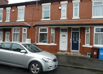 3 bed terraced house for sale in Blenheim Avenue, Whalley Range, Manchester. M16