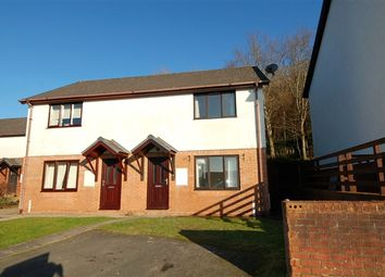 Thumbnail 2 bed semi-detached house for sale in Maes Crugiau, Rhydyfelin, Aberystwyth, Ceredigion