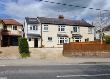 Thumbnail 4 bed semi-detached house for sale in Braintree Road, Felsted, Dunmow