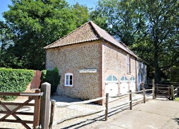 Thumbnail 3 bed detached house for sale in Snettisham Water Mill, Station Road, Snettisham, Kings Lynn, Norfolk