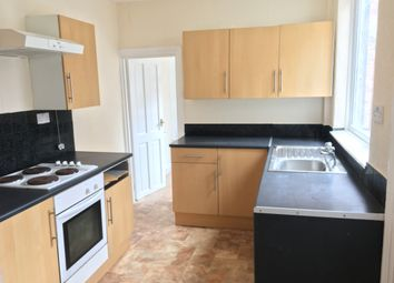 Thumbnail 3 bedroom terraced house to rent in Brougham Terrace, Hartlepool