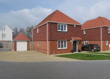Thumbnail 3 bed detached house for sale in Haze Wood Close, Selling, Faversham