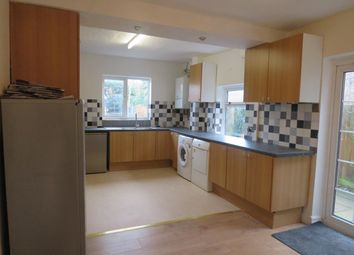 Thumbnail 5 bed semi-detached house to rent in Blandford Road, St.Albans
