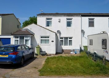 Thumbnail 4 bedroom semi-detached house for sale in Cawarden, Stantonbury, Milton Keynes
