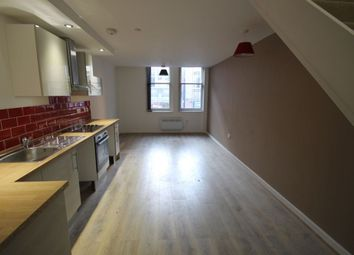 Thumbnail 3 bed flat to rent in The Hyde Apartments, Queens Street, Leicester