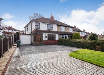 Thumbnail 3 bed semi-detached house for sale in Barnsley Road, Wakefield