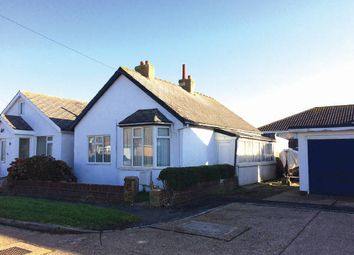 Thumbnail 2 bed detached bungalow for sale in Slindon Avenue, Peacehaven