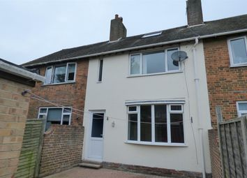 Thumbnail 3 bedroom terraced house for sale in Marsh Way, North Cotes, Grimsby