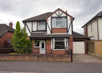 Thumbnail 3 bed detached house for sale in Reeves Avenue, Newcastle