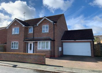 Thumbnail 4 bed detached house for sale in Old Road, Leconfield, Beverley