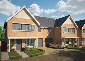 Thumbnail 1 bed semi-detached house for sale in Bellway At Qeii, Howlands, Welwyn Garden City