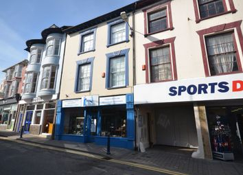 Thumbnail 2 bed flat to rent in Flat 3, 10 Pier Street, Aberystwyth