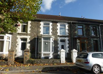 Thumbnail 3 bed terraced house for sale in The Parade, Pontypridd
