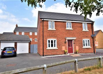 Thumbnail 3 bed detached house for sale in Collins Avenue, Stamford