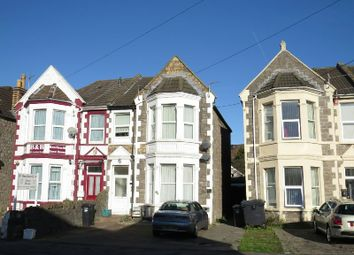 Thumbnail 3 bed flat to rent in Locking Road, Weston-Super-Mare