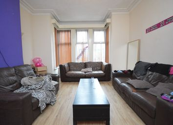 Thumbnail 6 bed terraced house to rent in Estcourt Terrace, Headingley