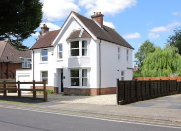 Thumbnail 4 bed detached house to rent in Humberstone Road, Andover, Hampshire
