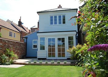 Thumbnail 2 bed town house for sale in Chapel Street, Woodbridge