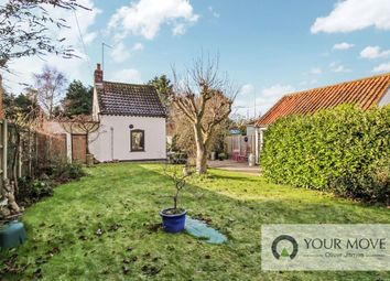 Thumbnail 2 bed detached house for sale in Low Road, Haddiscoe, Norwich