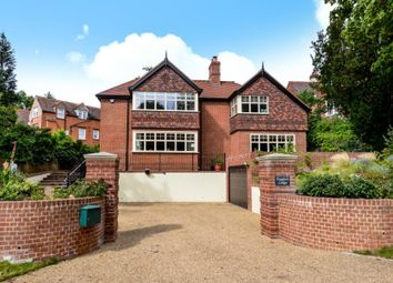 Thumbnail 5 bed detached house for sale in Manor Park, Chislehurst