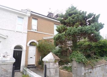 Thumbnail 4 bed terraced house for sale in Lipson, Plymouth, Devon