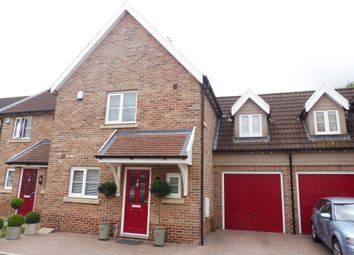 Thumbnail 4 bed terraced house for sale in Larks Place, Dereham