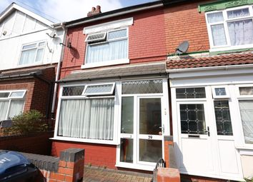 Thumbnail 3 bed terraced house for sale in Monk Road, Saltley, Birmingham