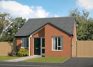 Thumbnail 2 bed detached bungalow for sale in Kingfisher Reach, Wistaston Green Road, Wistaston
